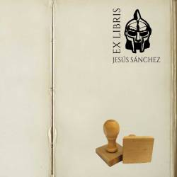 Sello Ex Libris Casco