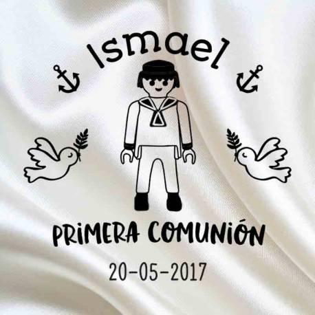 Sello Comunión Ismael