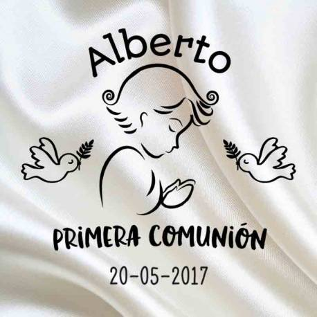 Sello Comunión Alberto