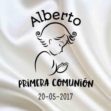 Sello Comunión Alberto 2