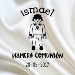 Sello Comunión Ismael 2