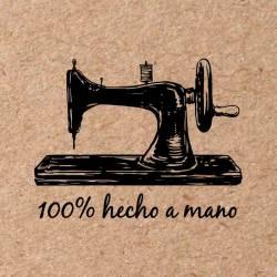 Sello Hecho a Mano Máquina
