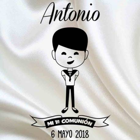 Sello Comunión Antonio