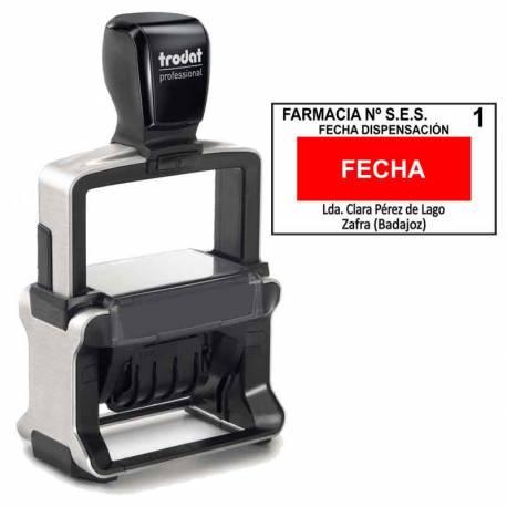 Sello Fechador para Farmacias 5430